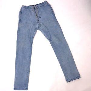 Zanerobe joggers jeans 29